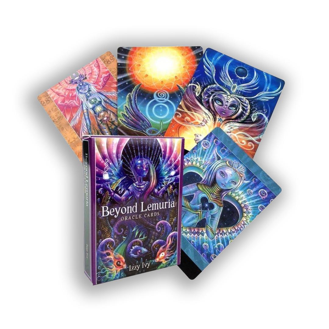 Beyond Lemuria Free Oracle Reading
