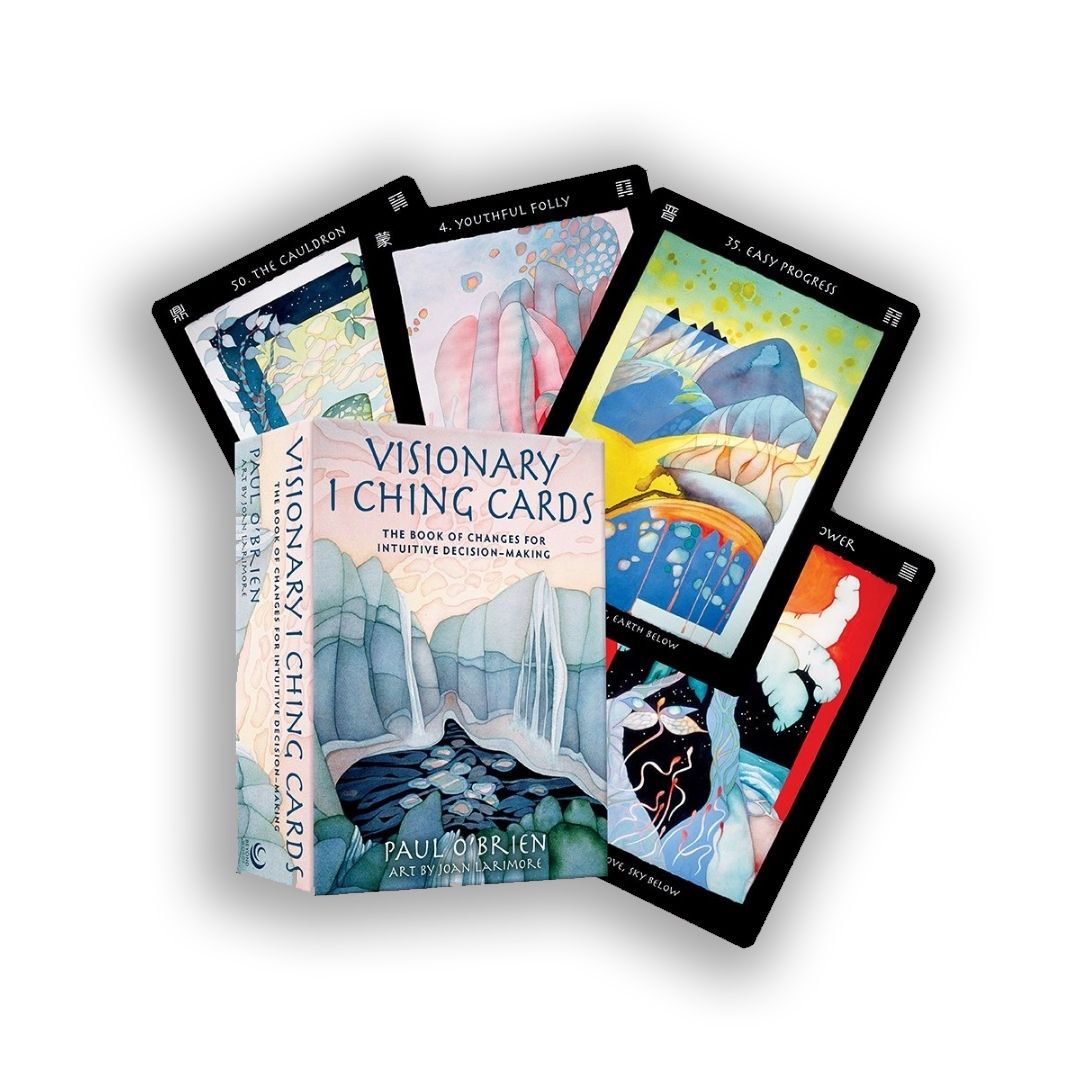 Visionary I Ching Free Oracle Reading
