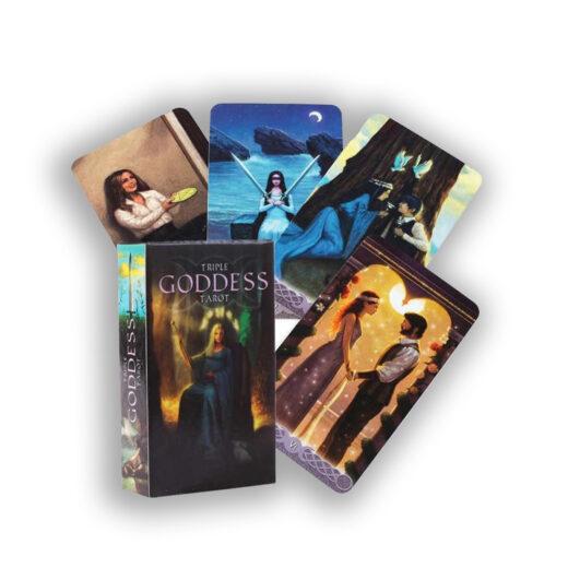 Triple Goddess Tarot Free Reading