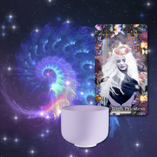 Channelled Reading with Vibrational Healing Maolibox